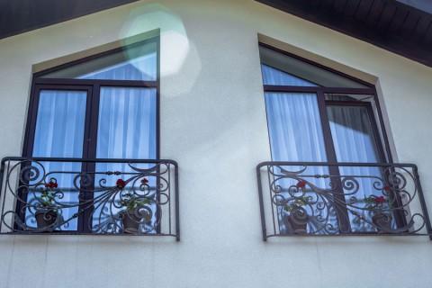 Ламинация окна